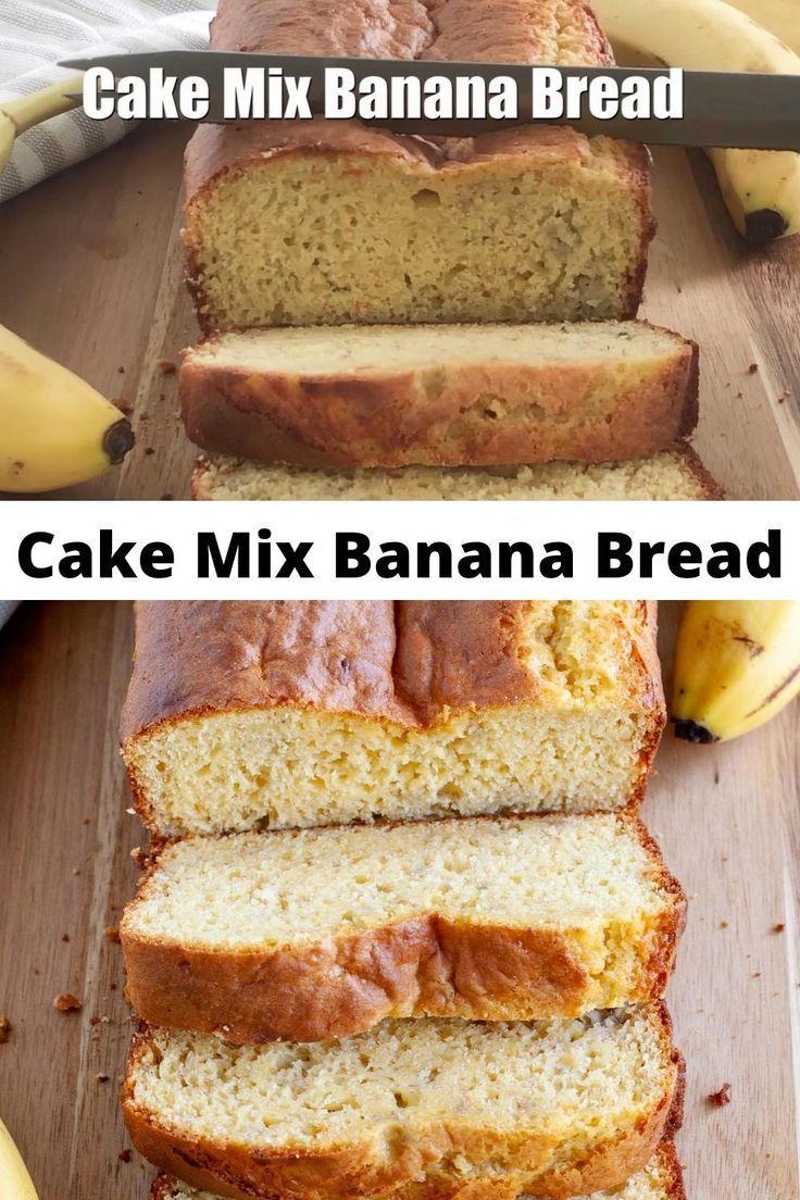 32+ Banana bread recipe with spice cake mix ideas in 2021