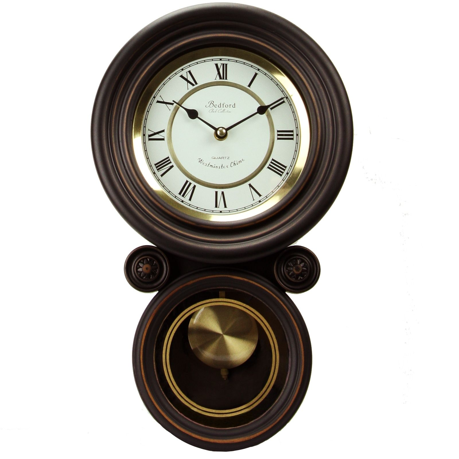 Overstock Com Online Shopping Bedding Furniture Electronics Jewelry Clothing More In 2020 Pendulum Wall Clock Wall Clock Contemporary Wall Clock