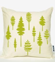 Conifer Forest Pillow