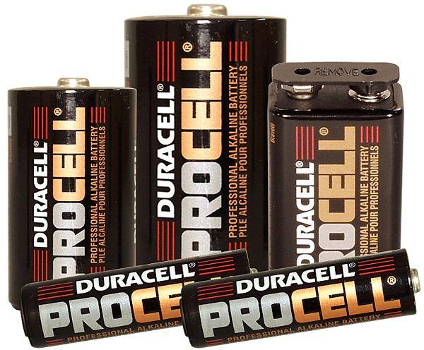 Duracell Procell Heavy Duty Alkaline Batteries Duracell Alkaline Battery Educational Technology