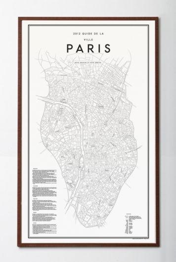 poster paris karta Lady Linda Black   DIY, ideas, inspirations, design, beautiful  poster paris karta