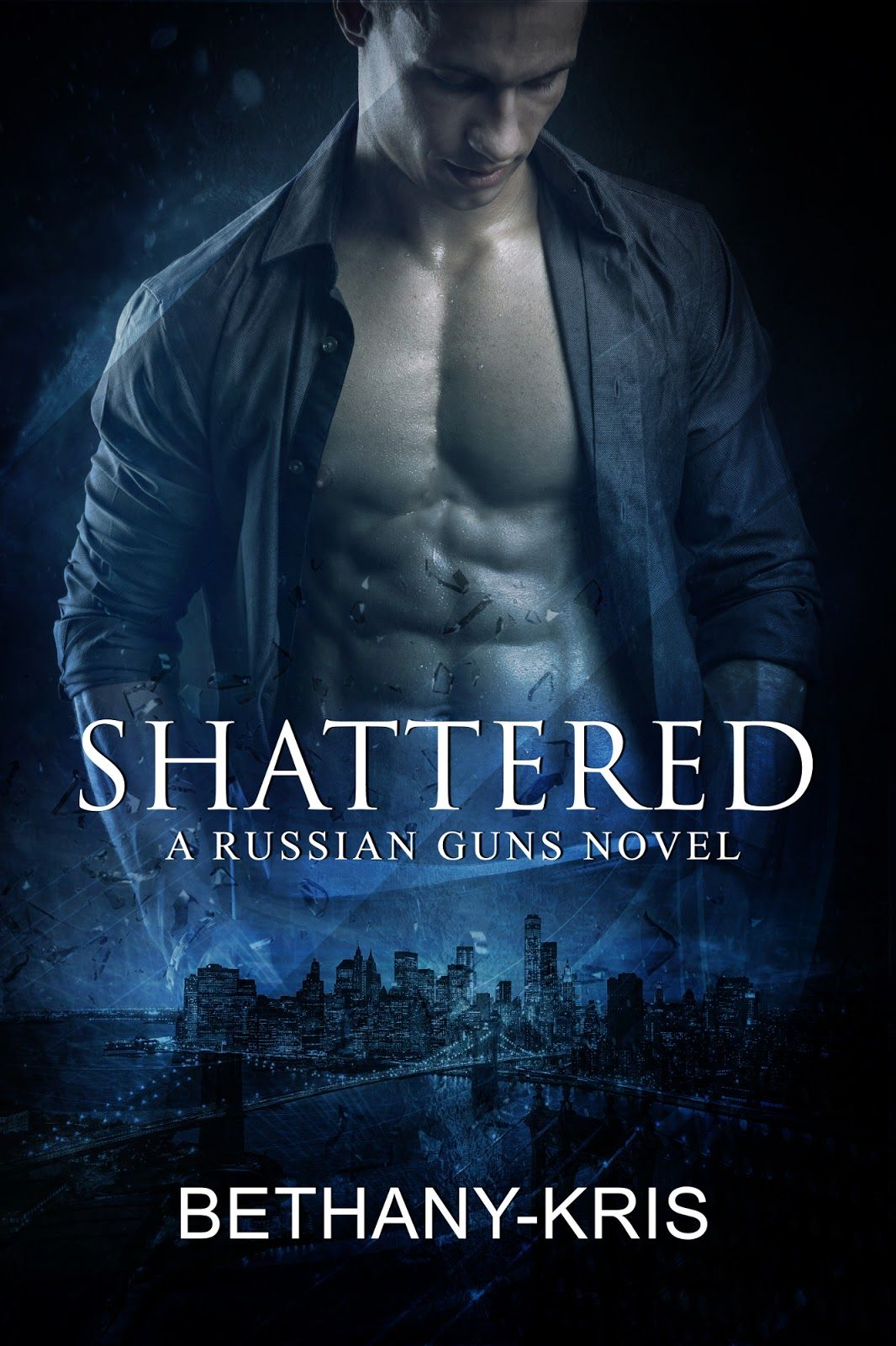 BethanyKris writes Cover Reveal Shattered, The