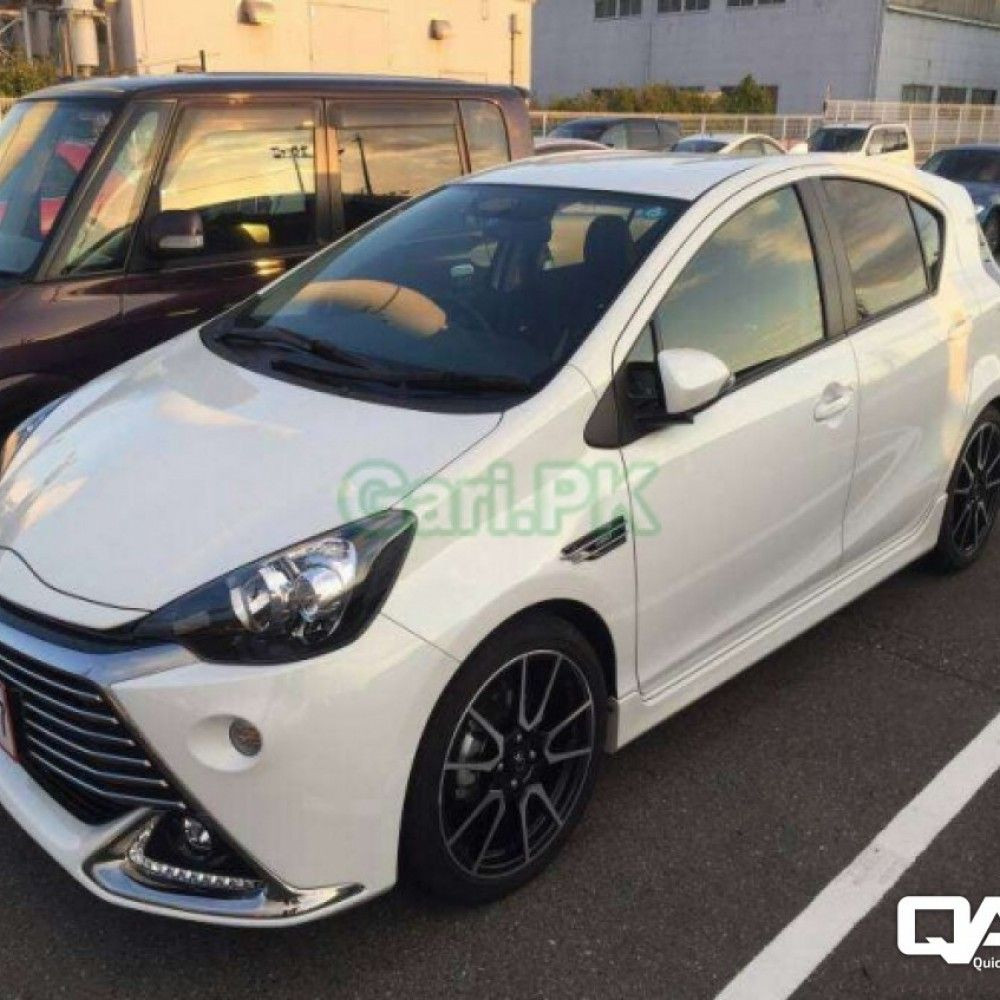 Toyota AQUA G 2014 for Sale in Lahore, Lahore Buy & Sell