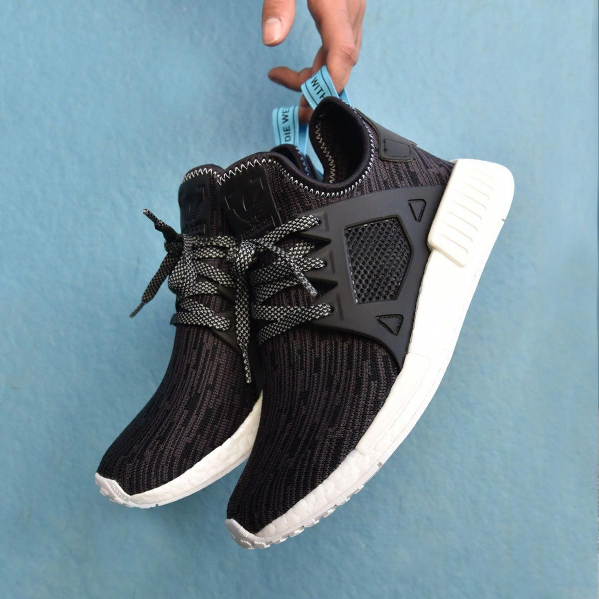 4a5108910 Lightweight baby - The Adidas NMD XR1 PK comes through with a new Colorway   Sneakers