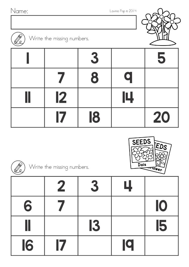 Spring Kindergarten Math And Literacy Worksheets Activities No Prep Write The Missing Number Kindergarten Math Spring Math Kindergarten Literacy Worksheets [ 1060 x 750 Pixel ]