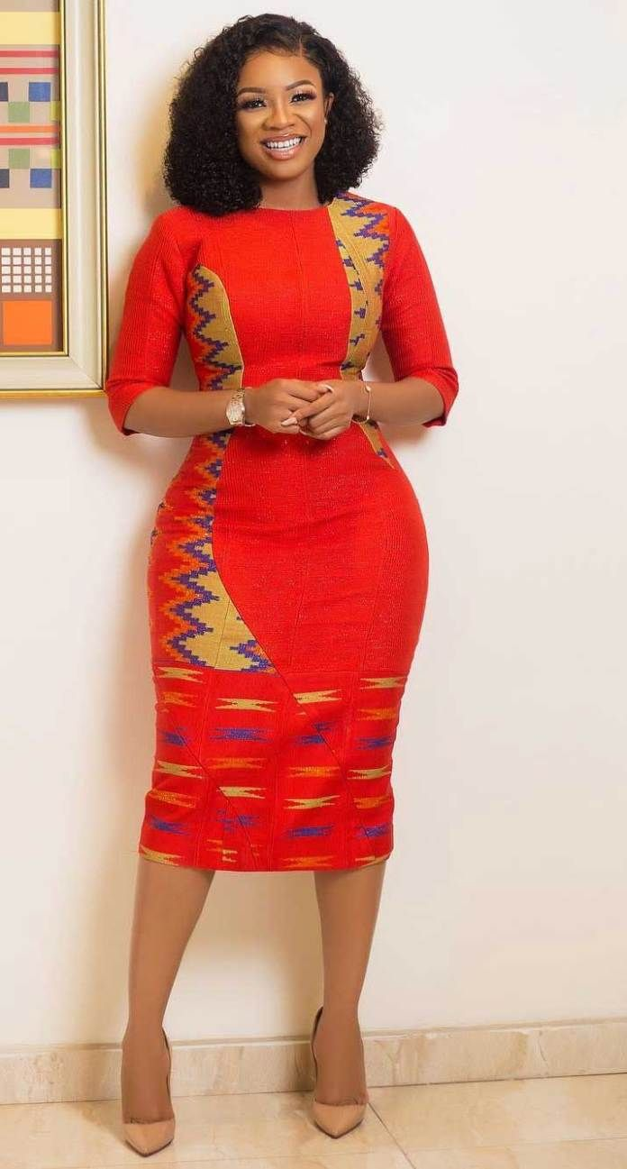 How to Look Classic Like Serwaa Amihere for Plus Size & Curvy Ladies 2019 – 30+ Outfits