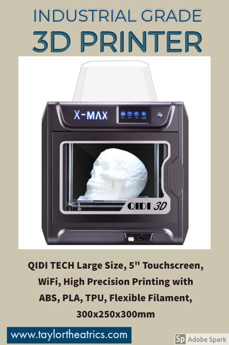 Qidi Tech 3d Printer X-max