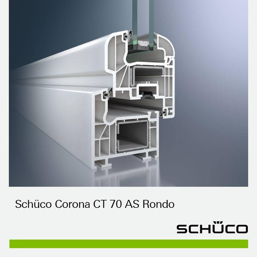 Sch co corona ct 70 as il pi versatile tra i sistemi per finestre in pvc con tecnologia a - Finestre schuco pvc ...