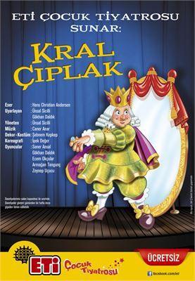 ETİ Çocuk Tiyatrosu 14-15 Aralık tarihlerinde Antalya'da