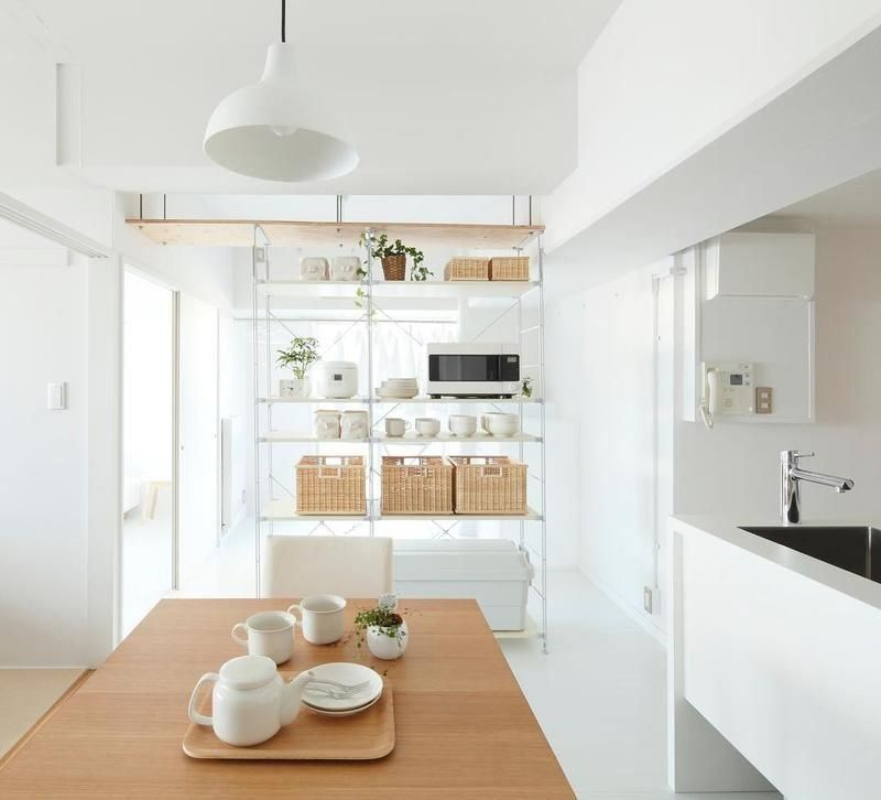Love That Muji Style This Is How To Nail It Exactly 1000 In 2020 Muji Home Interior Design Kitchen Muji Style
