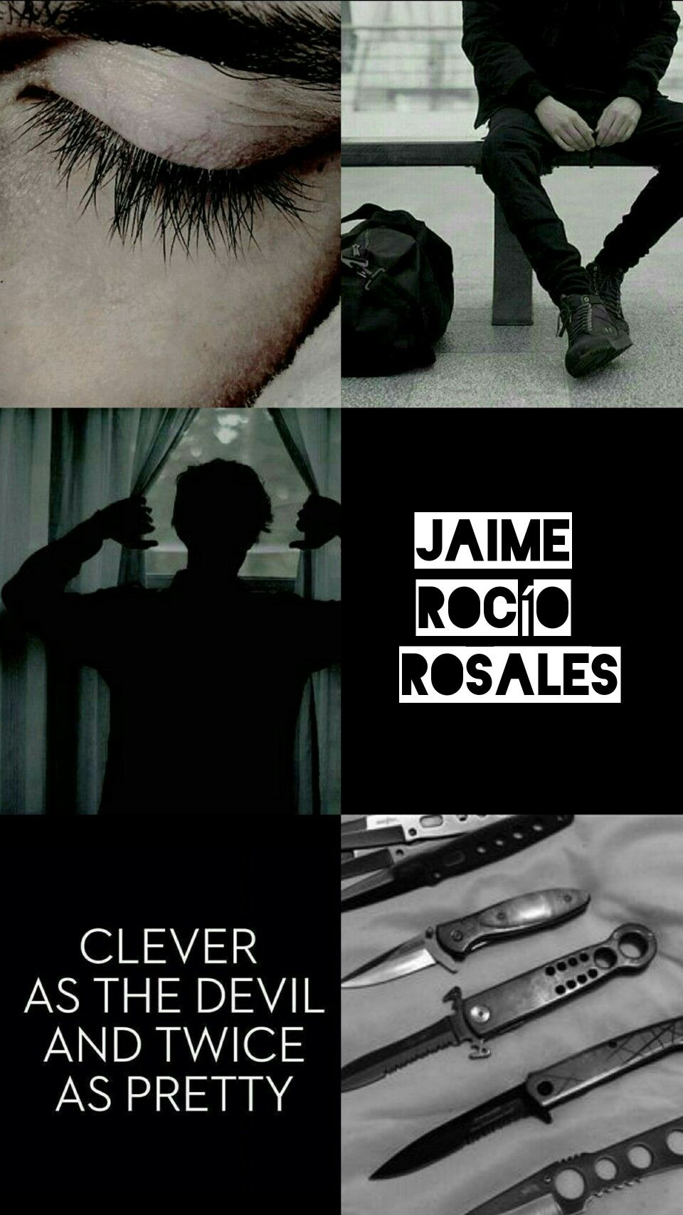 Jaime Rosales Aesthetic From The Dark Artifices The Dark Artifices