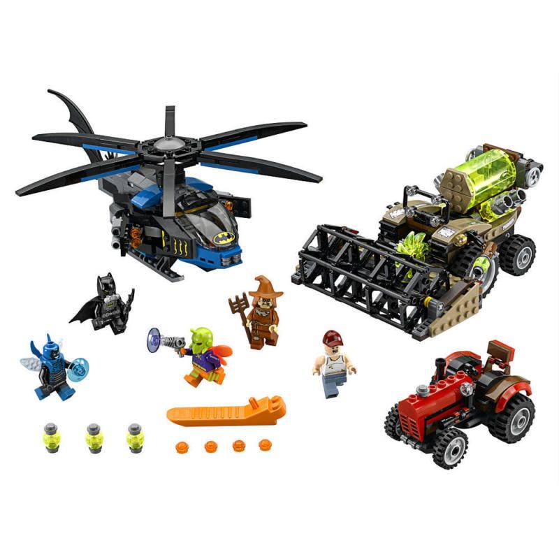 LEGO Super Heroes Batman; Scarecrow; Harvest of Fear 76054 | Lego ...