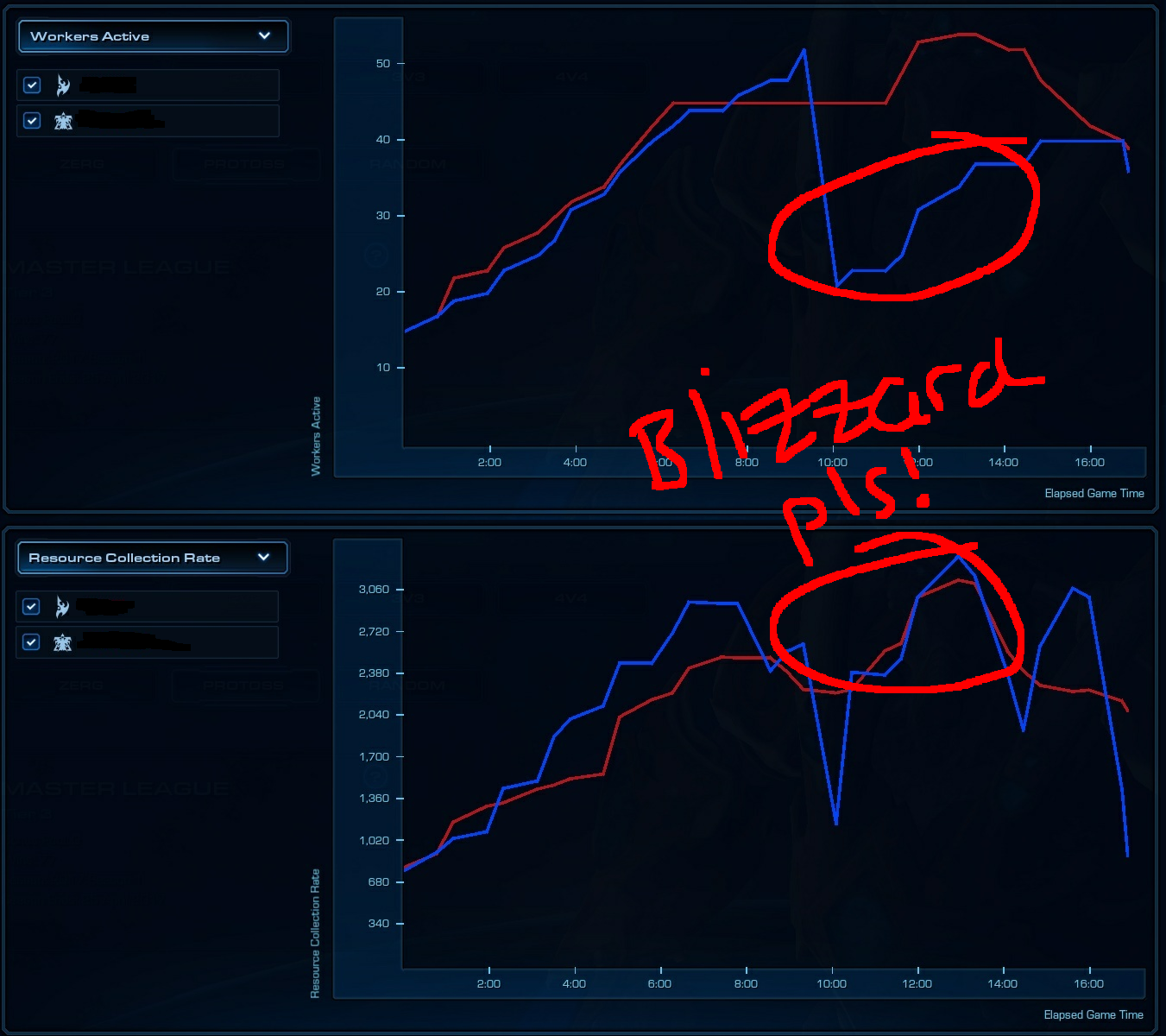 """Terrans be like """"MULEs are balanced"""". At least I won the game :) #games #Starcraft #Starcraft2 #SC2 #gamingnews #blizzard"""