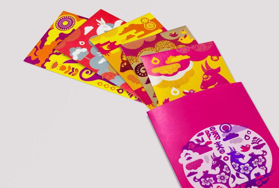 【有礼有节】2015最文艺的利是封《阳春》包装平面cxy137 原创设计作品 站酷 (ZCOOL