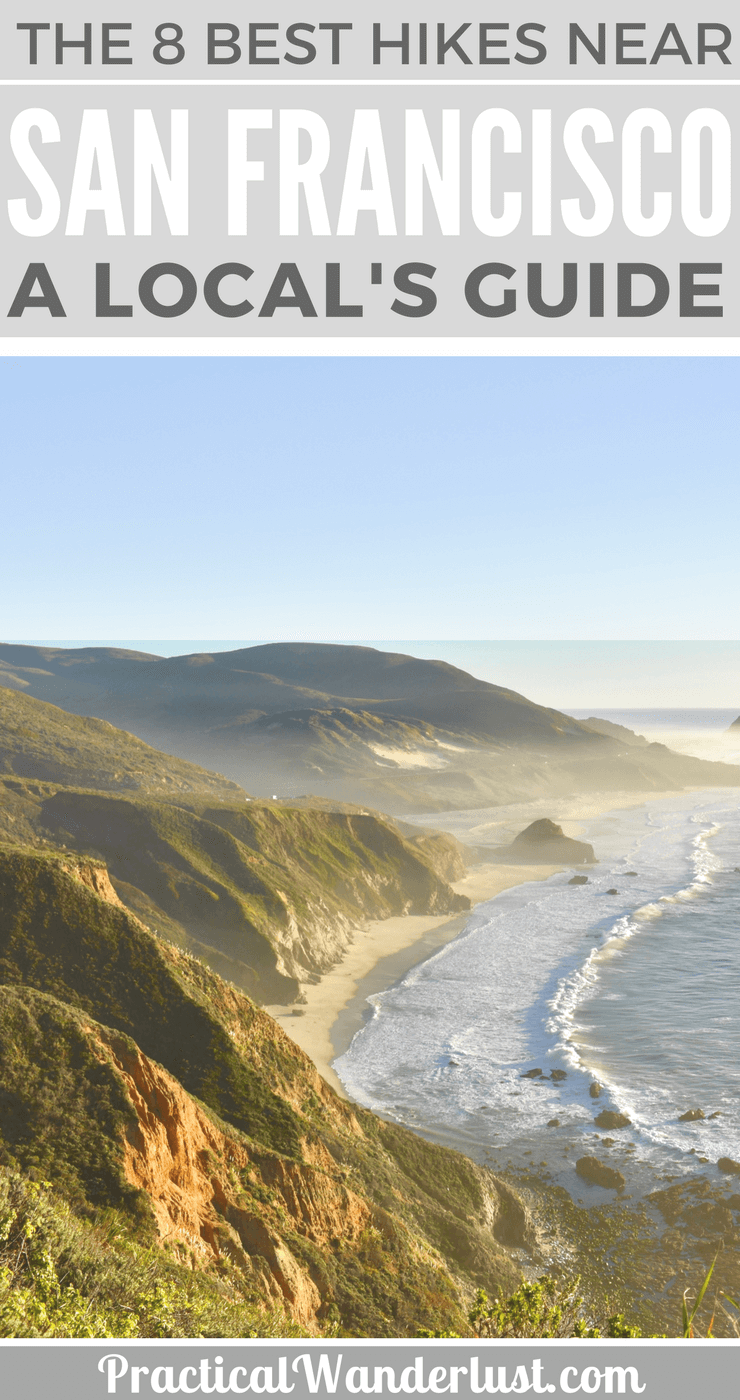 24 Mind Blowing Northern California Hikes Near San Francisco Bay