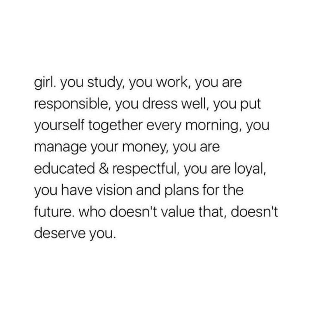 Image about girl in Quotes ✏ by 💫 on We Heart It