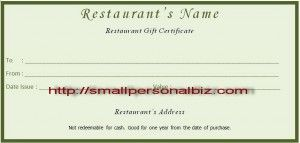 Free certificate template for food business free certificate free certificate template for food business yelopaper Images