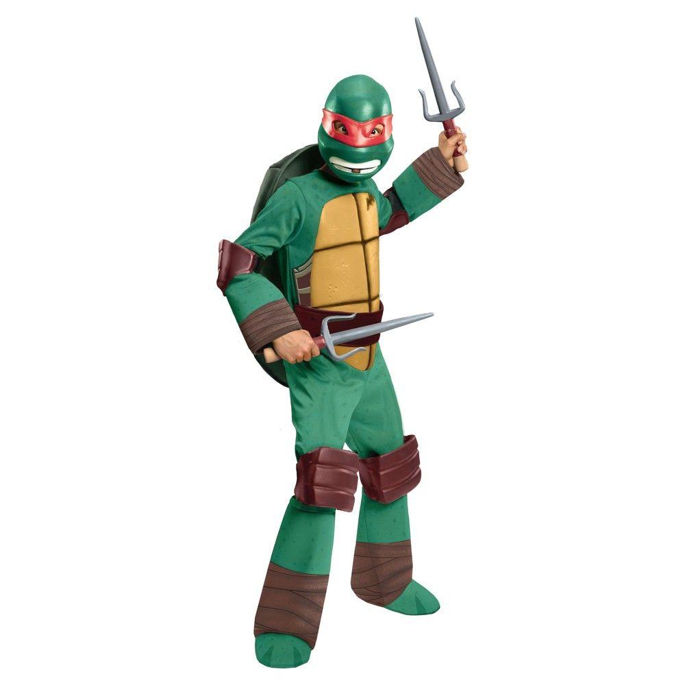 Teenage Mutant Ninja Turtles Raphael Boysu0027 Deluxe Costume L (10-12)  sc 1 st  Pinterest & Teenage Mutant Ninja Turtles Raphael Boysu0027 Deluxe Costume L (10-12 ...