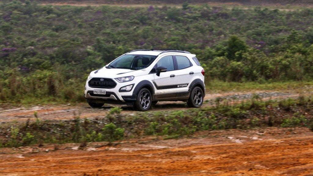 Ford Ecosport Storm 4wd Photo Gallery