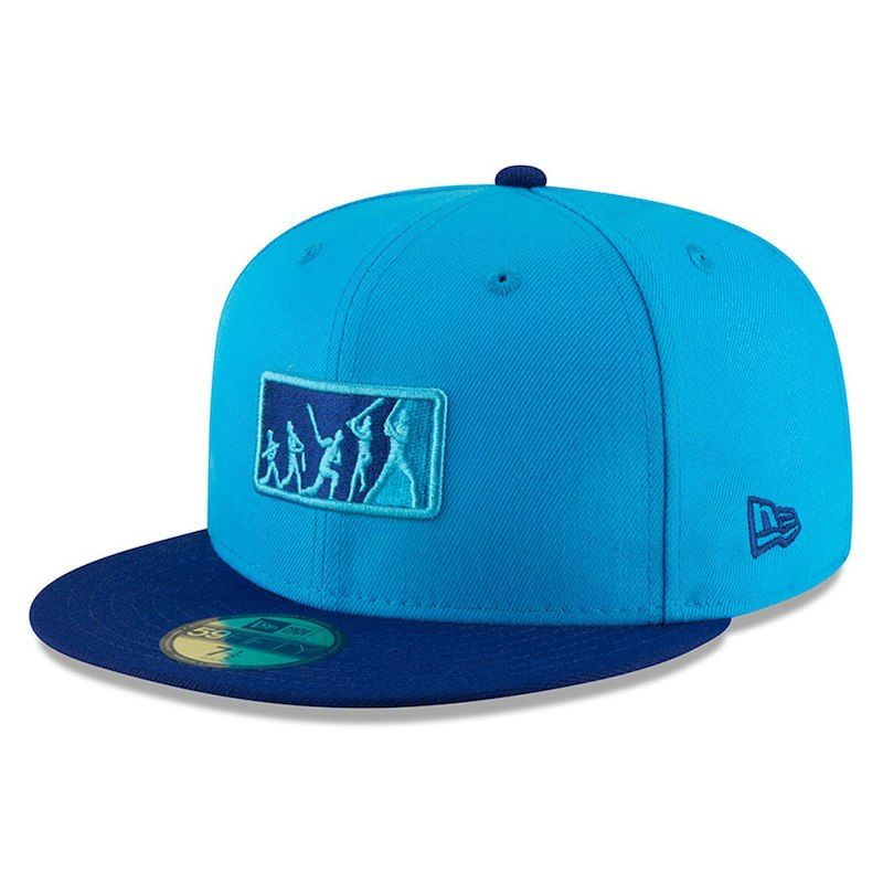 2c00325cf0c545 Los Angeles Dodgers New Era 2018 Players' Weekend Team Umpire 59FIFTY  Fitted Hat – Blue/Navy