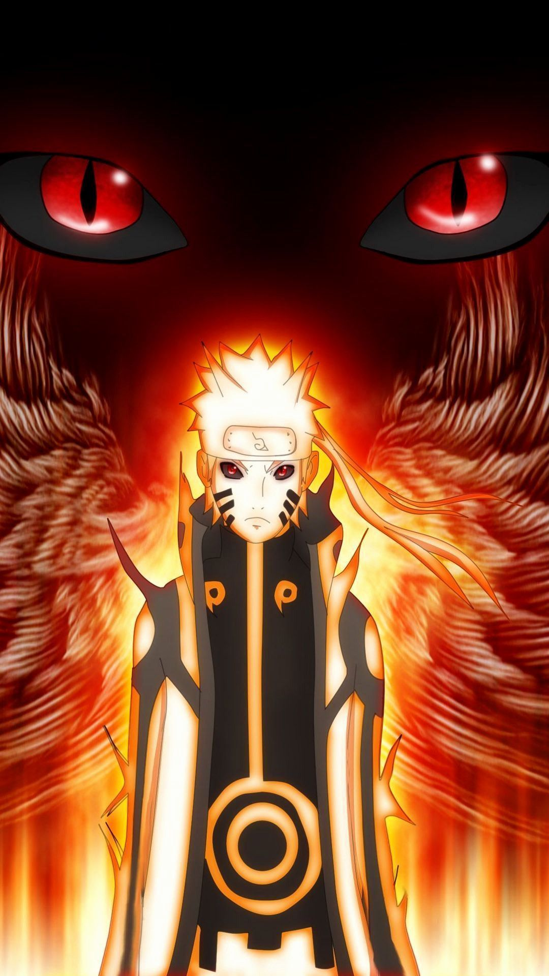 Download Wallpaper Naruto Bergerak Di 2020 Naruto Uzumaki Gambar
