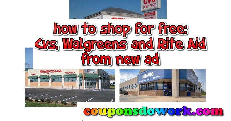 Ads walgreens cvs