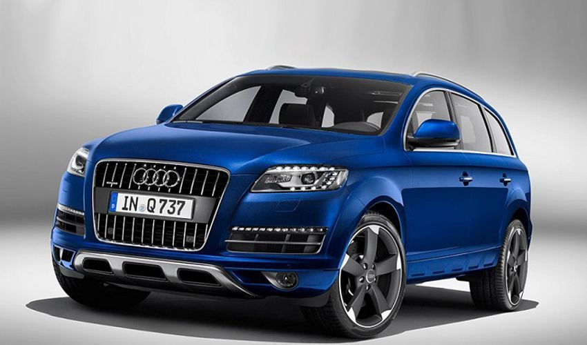 2018 Audi Q7 Release Date Price Interior And Changes Rumors Car Rumor
