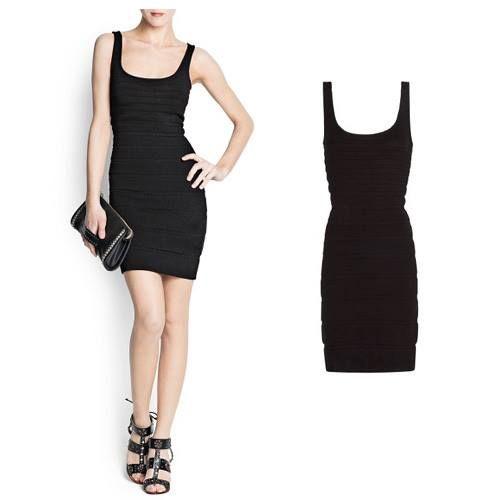 vestido corto negro basico - Buscar con Google