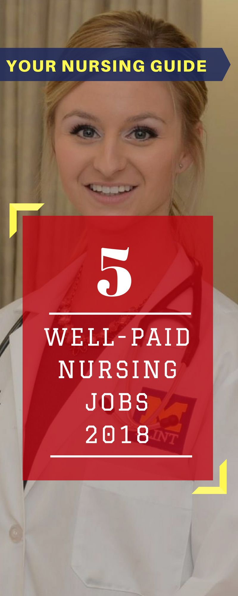 When you first decided to a nurse, you might have