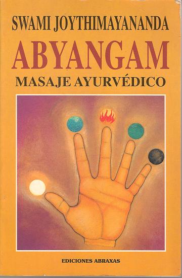 Para aprender sobre masajes ayurvédicos. Recomendable para principiantes.