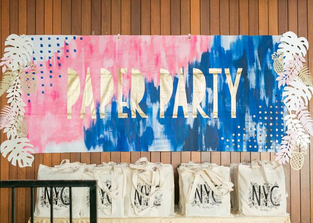 Oh So Beautiful Paper: Paper Party 2015!