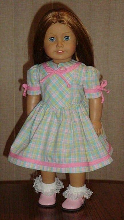 Pin von Louise Korb auf Doll Daywear Dresses | Pinterest