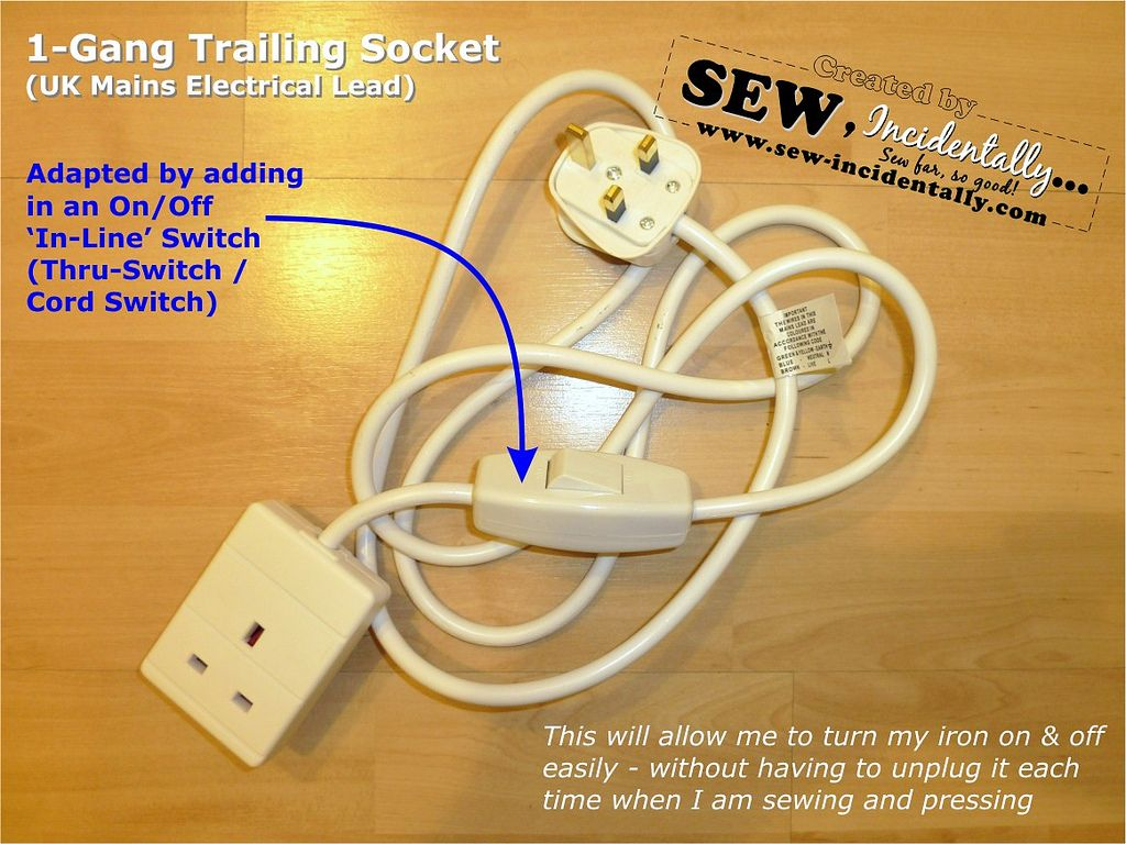 2 way switched extension lead - Google Search