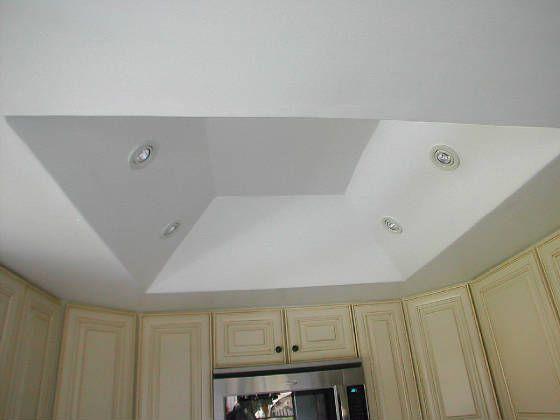 Kitchen Bath Lanai Renovations Tray Ceiling Kitchen Tray Renovations