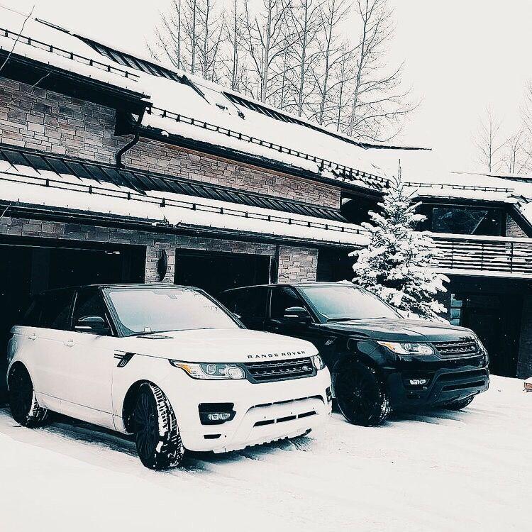 Dream Cars Range Rovers, Fancy Cars