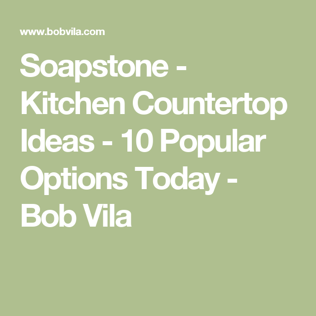 Kitchen Countertops Popular Options Today Flooring