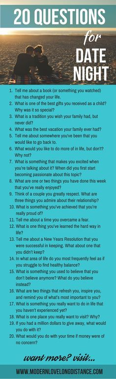 101 questions for dating couples