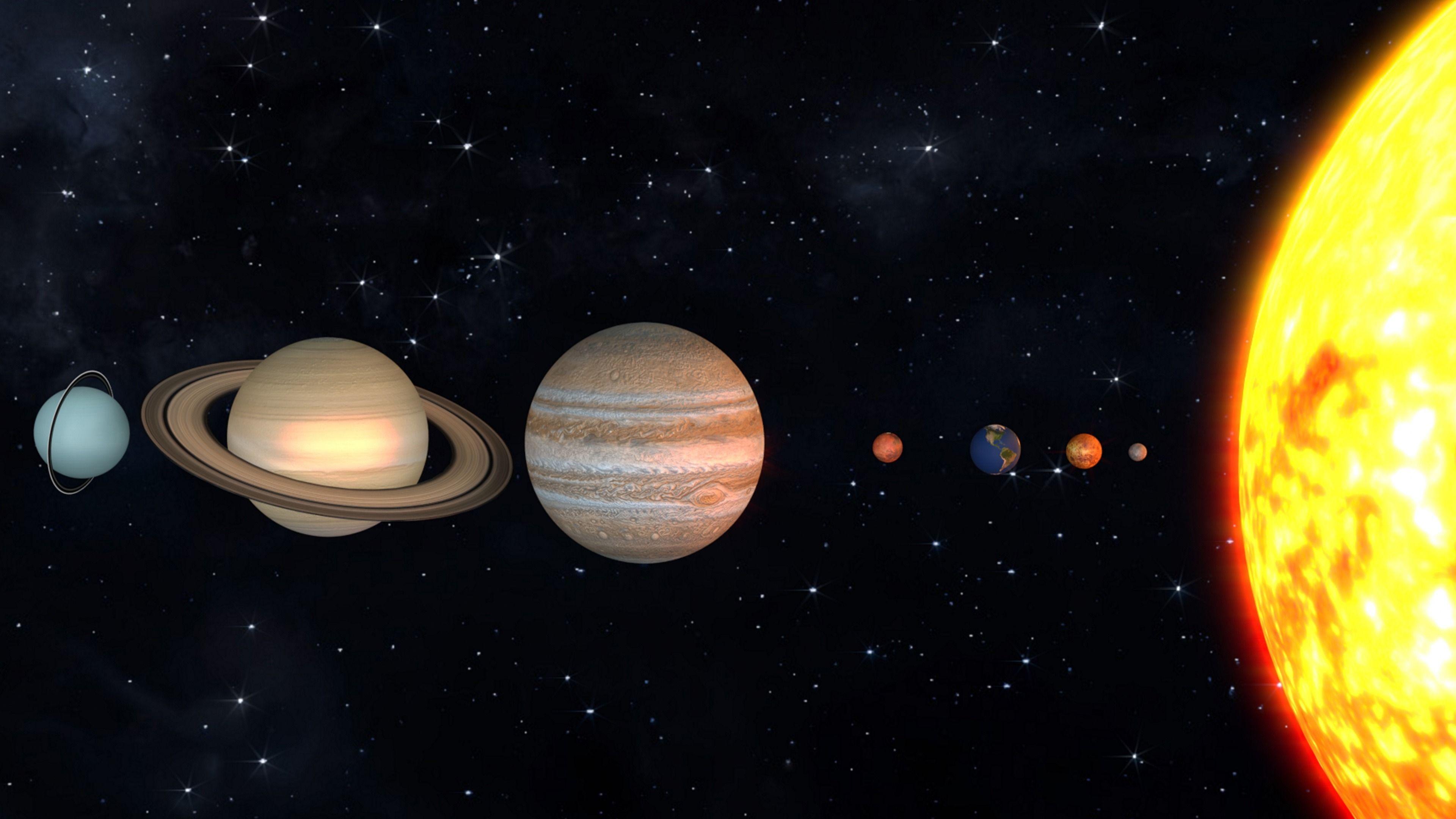 Cosmic Galaxy 4k Background for Desktop