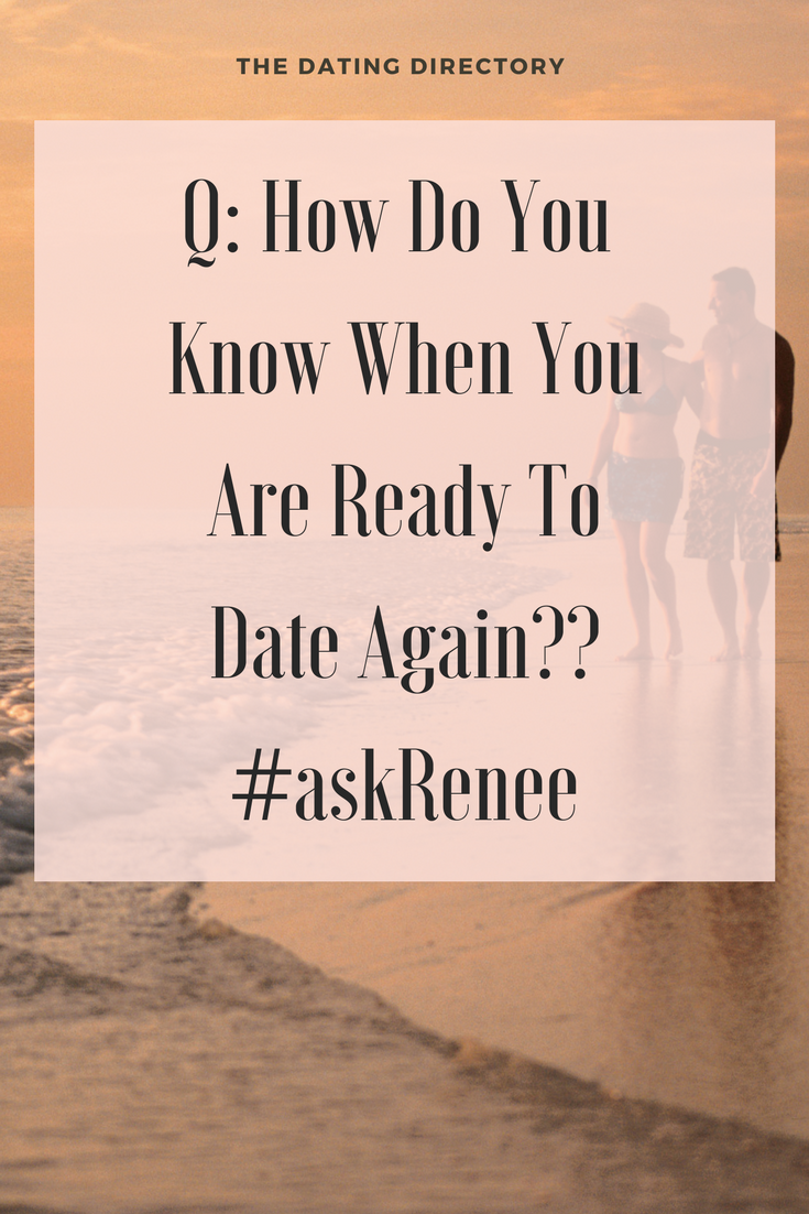 How Did You Start Dating Again