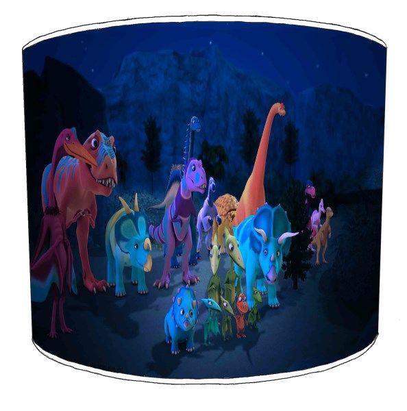 Fluorescent night time dinosaur lampshade dinosaur lighting fluorescent night time dinosaur lampshade dinosaur lighting lampshades mozeypictures Gallery