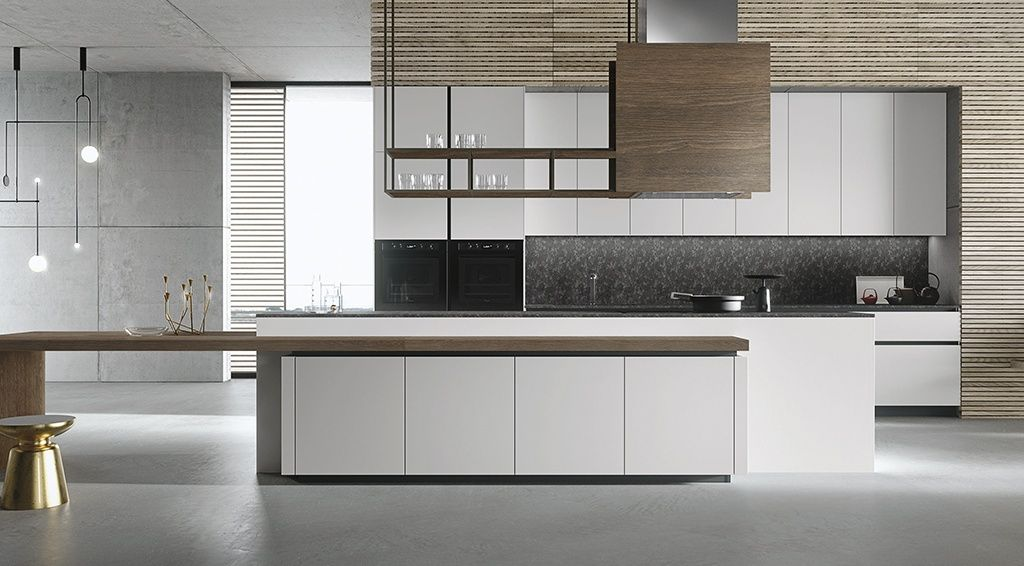 Luxury Modern Kitchen Designs - Snaidero USA   Cocinas   Pinterest ...
