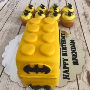 Peachy Hidden Batman Batman Lego Cake From Hidden Gem Cakes Custom Cakes Personalised Birthday Cards Paralily Jamesorg