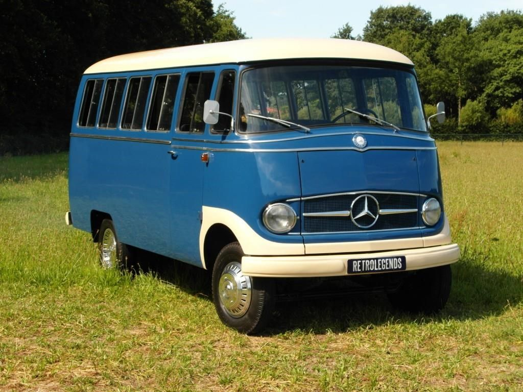 1966 MERCEDES-BENZ 400 L406D for sale | Classic Cars For Sale, UK ...
