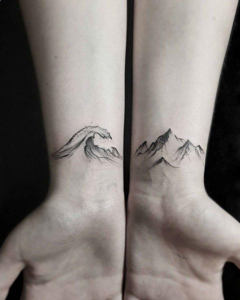 Stella luo creates mesmerizing minimalist tattoos tatoo
