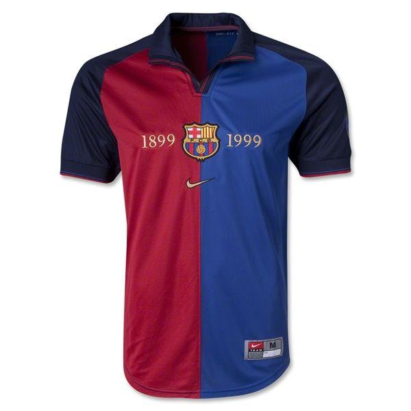 FC Barcelona 1999 Home (Centennial)