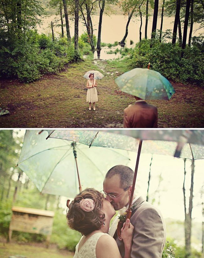 Indy Getting Hitched: Indy's Most Comprehensive Wedding Site » 3 Tips to Pretty Rainy Day Wedding Photos