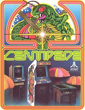 Centipede (video game) - Wikipedia, the free encyclopedia | Player