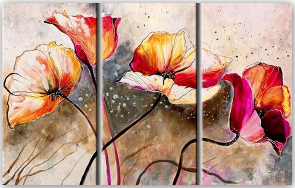 Cuadros con flores buscar con google paisajes bellos - Bimago cuadros modernos ...