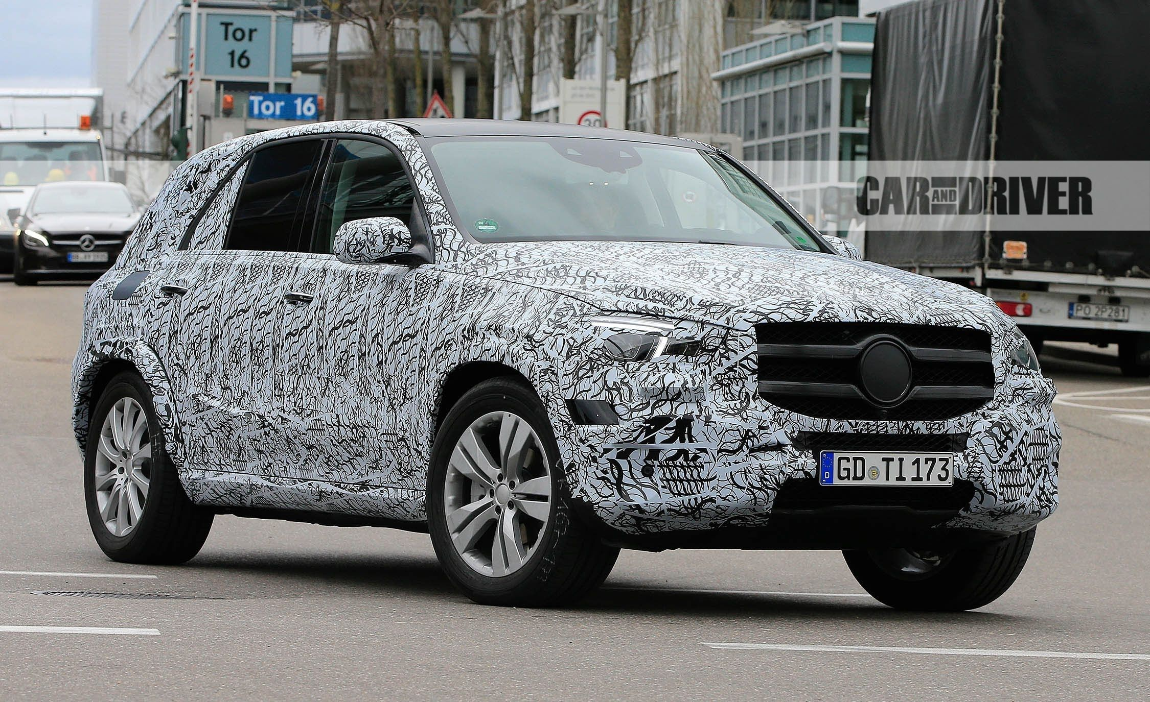 2019 Mercedes Gle Coupe New Interior