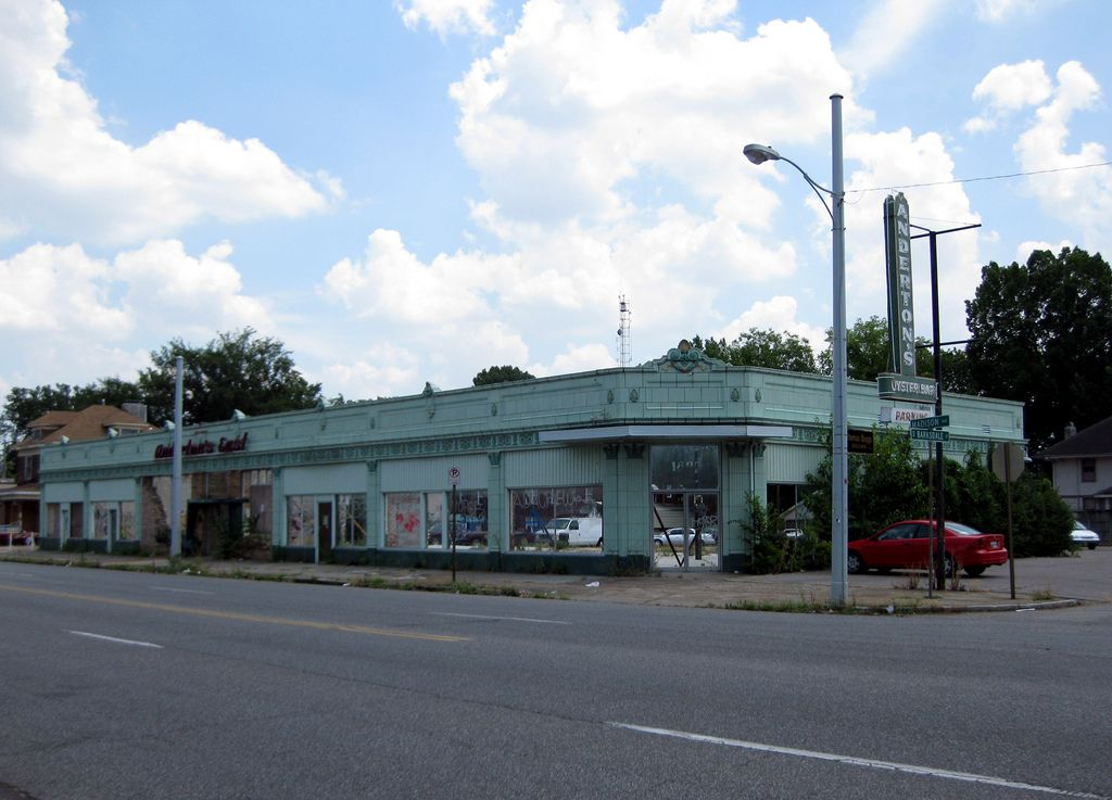 Anderton's Restaurant and Oyster Bar originally opened